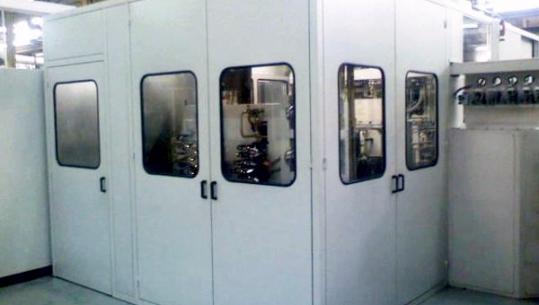 Retrofitting de CNC (depois)