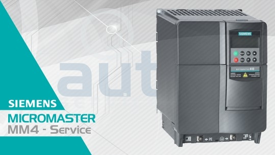 CNC SIEMENS MICROMASTER MM4