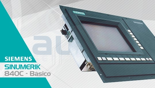CNC SIEMENS SINUMERIK 840C