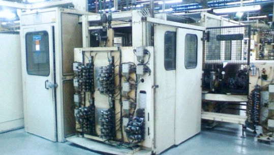 Retrofitting de CNC (antes)
