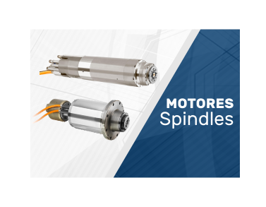 MOTORES SPINDLE