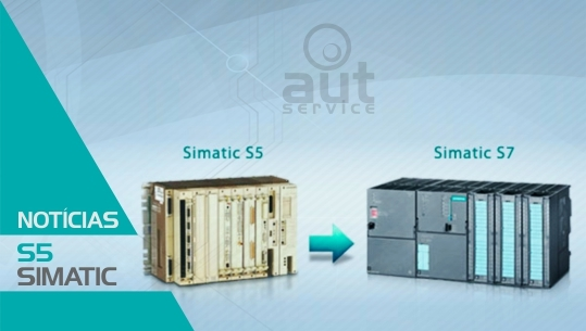 Peças de Reposição SIMATIC S5
