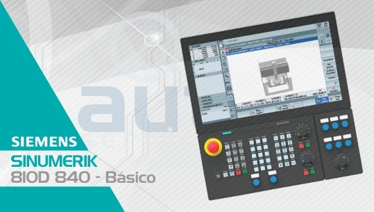 CNC SIEMENS SINUMERIK 810D-840